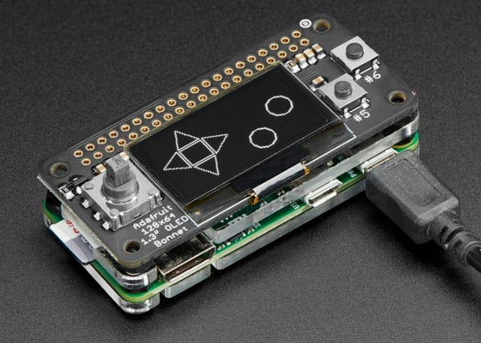 DIY Raspberry Pi EOS hardware wallet project