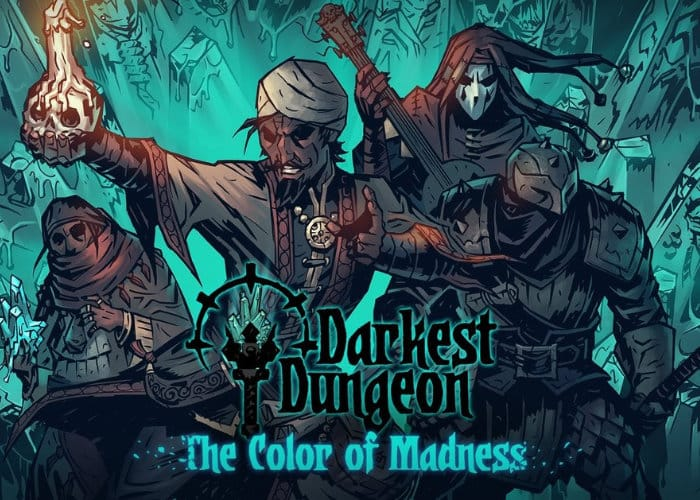 Darkest Dungeon Color of Madness DLC