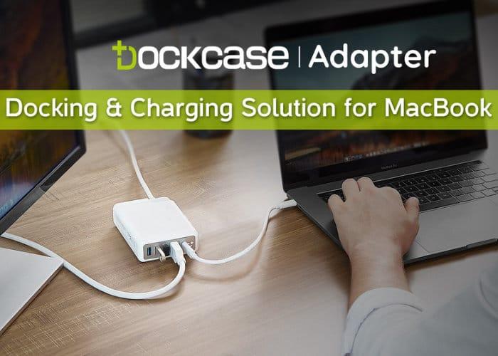 DockCase MacBook USB-C