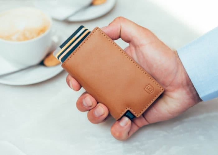 Ekster 3.0 trackable smart wallet