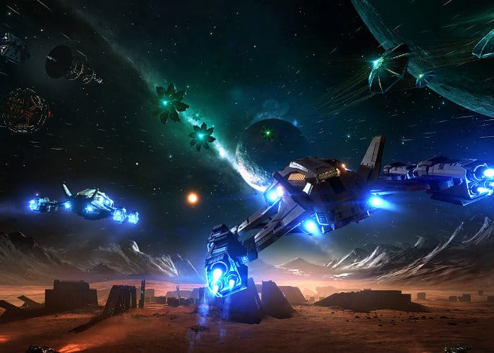 Elite Dangerous Beyond Chapter 4 beta will arrives on VR this month