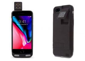 EnlightCase illuminating battery case
