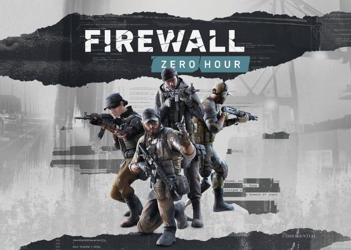 Firewall Zero Hour PlayStation VR Aim gameplay
