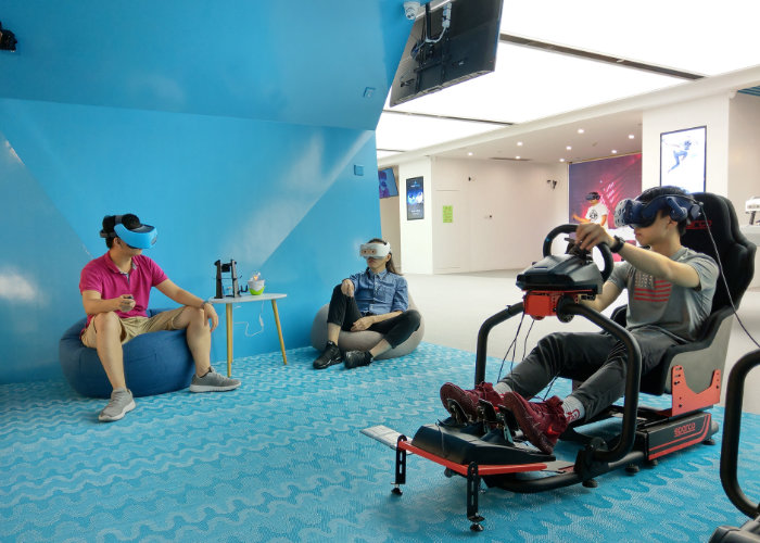 Flagship HTC Vive store opens in China