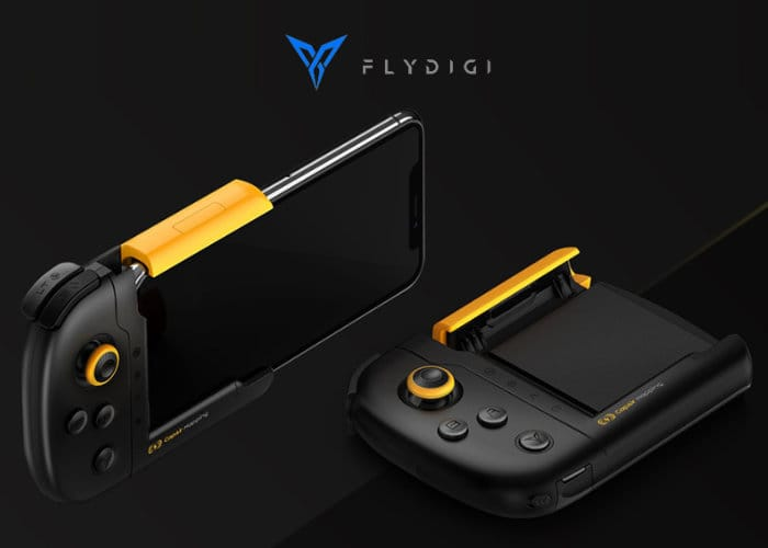 Flydigi Wasp one-handed iPhone gamepad