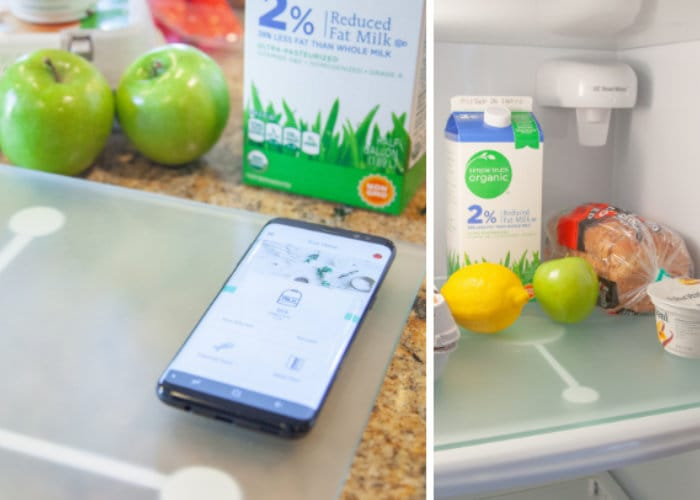 FoodBudd transforms your standard fridge