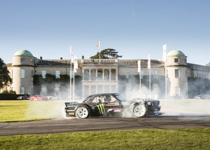 Forza Horizon 4 Ken Block and his 1,400 BHP 1965 Ford