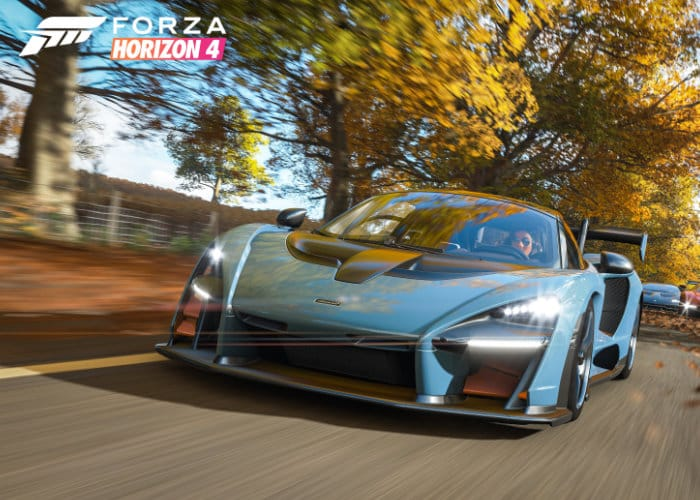 Forza Horizon 4 open world racing