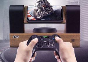 Game Zoom GZ1 gaming Bluetooth speakers