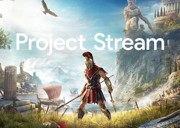 Google Project Stream game streaming service