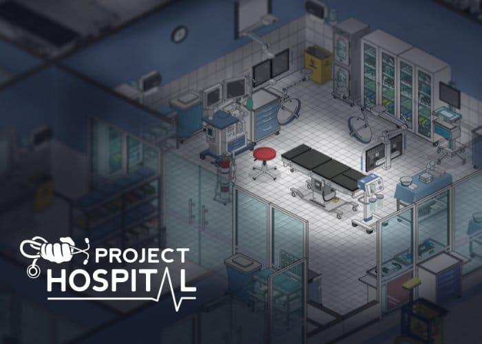 Project Hospital simulator