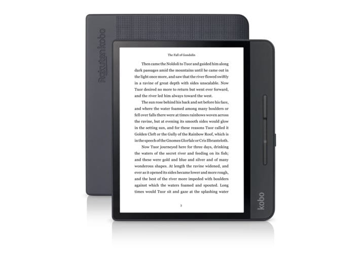 New Kobo Forma e-reader