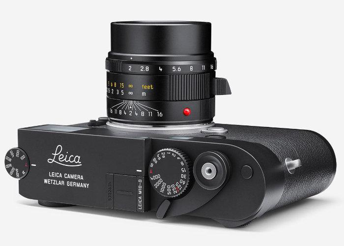 Leica M10-D digital camera