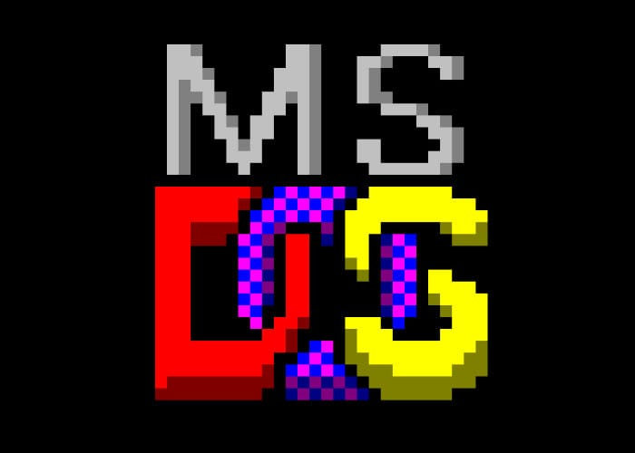 MS-DOS source code