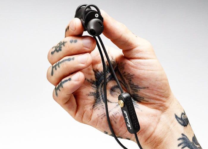 Marshall Minor II Bluetooth wireless headphones