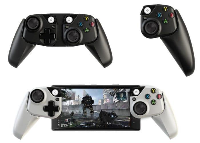 Microsoft smartphone Xbox controller