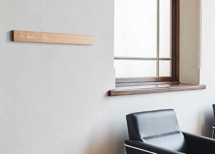 Mui Smart home control panel