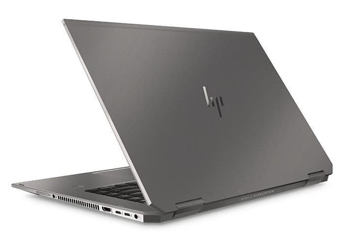New HP ZBook