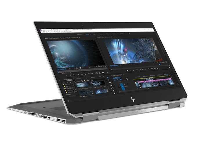 New HP ZBook