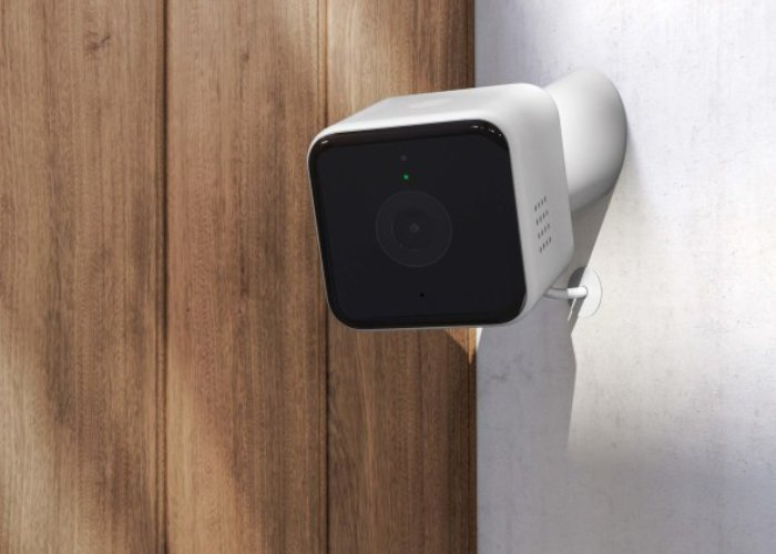 New Hive Home View outdoor security camera