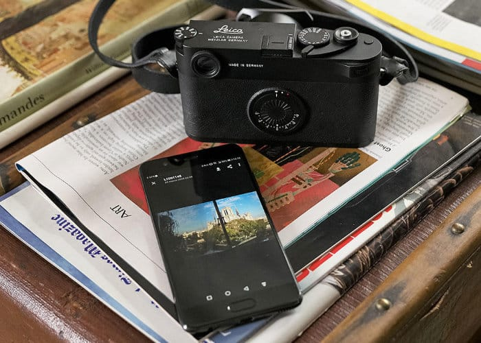 New Leica M10-D digital camera