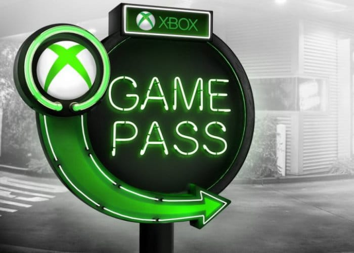 New PC Xbox Game Pass