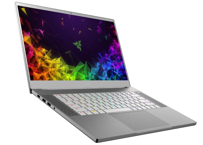 New Razer Blade 15 White