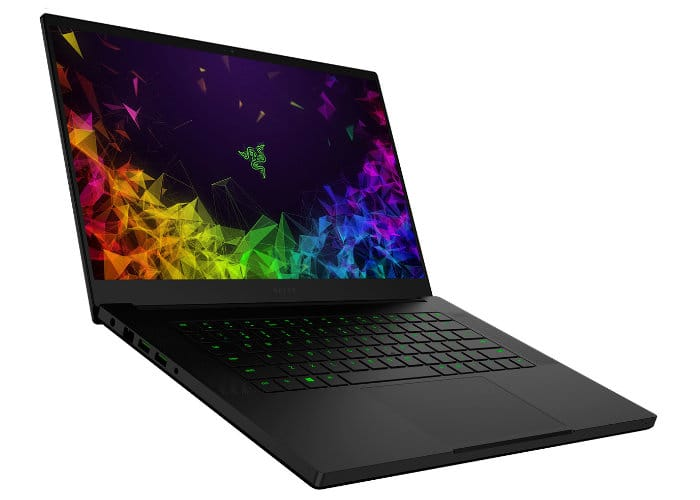New Razer Blade 15 gaming laptops