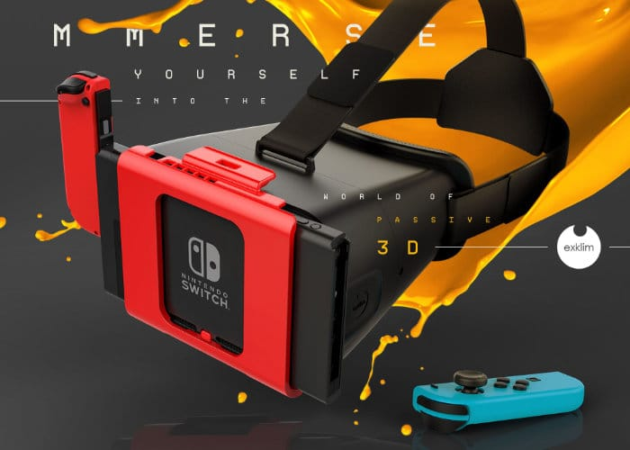 Nintendo Switch NS Glasses