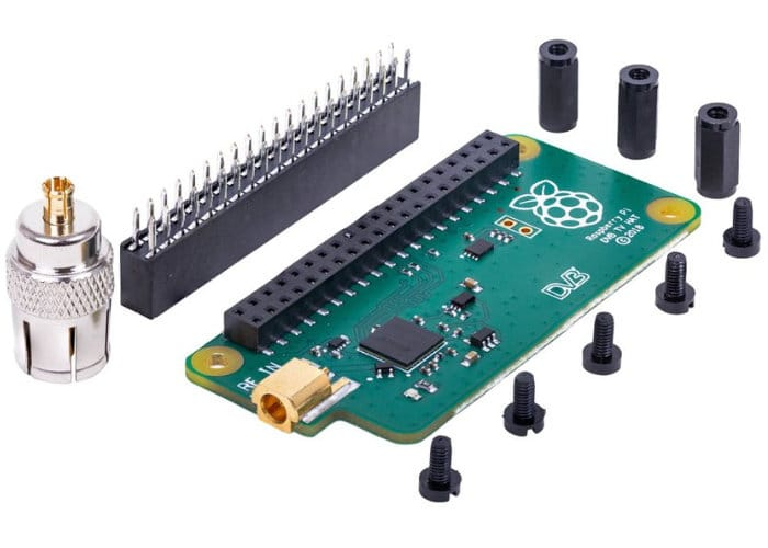 Official Raspberry Pi TV HAT