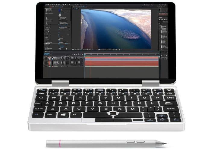One Mix 2 Yoga mini laptop