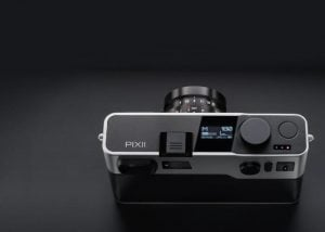 Pixii camera unveiled with digital rangefinder