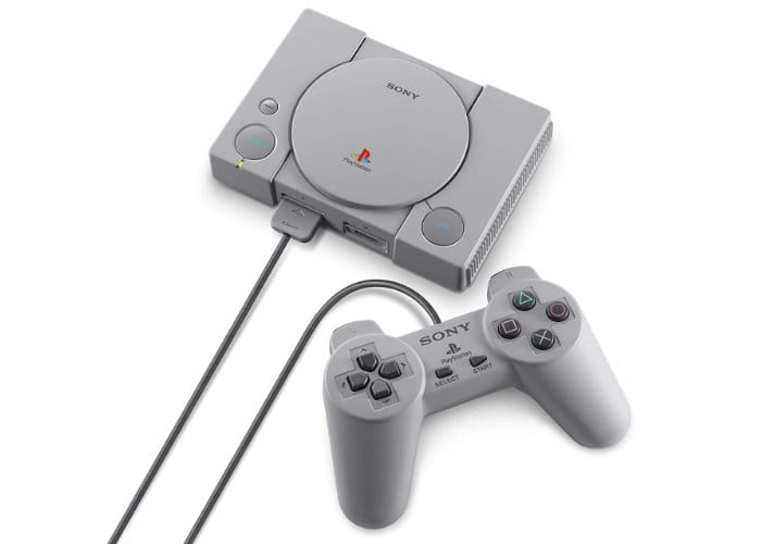 PlayStation Classic mini console
