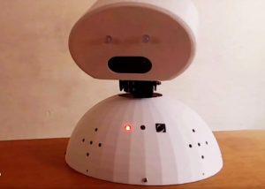 DIY R3-14 Raspberry Pi personal robot assistant