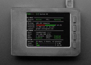 Raspberry Pi advert blocker kit now available from Adafruit