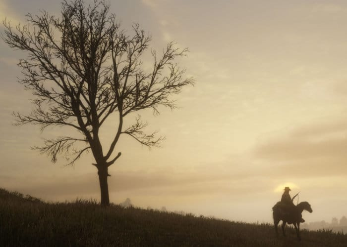 Red Dead Redemption 2 100GB download
