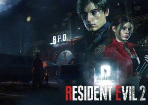 Resident Evil 2 Remake Licker battle teaser trailer