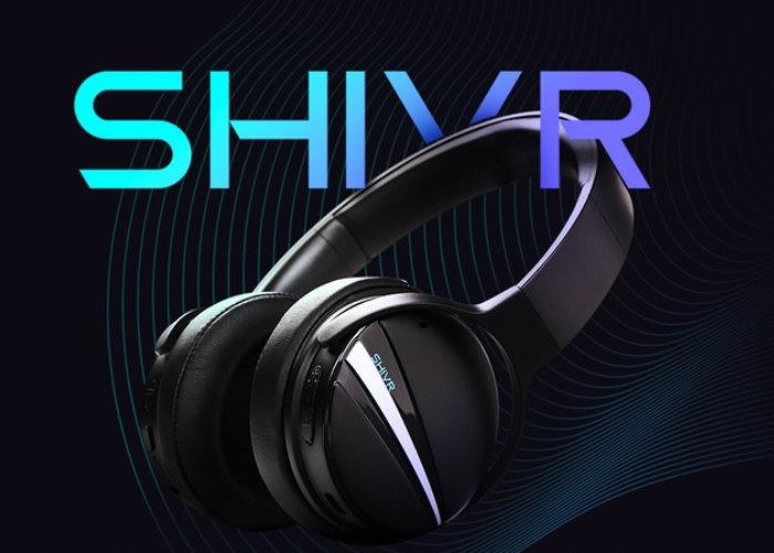 SHIVR 3D noise cancelling headphones