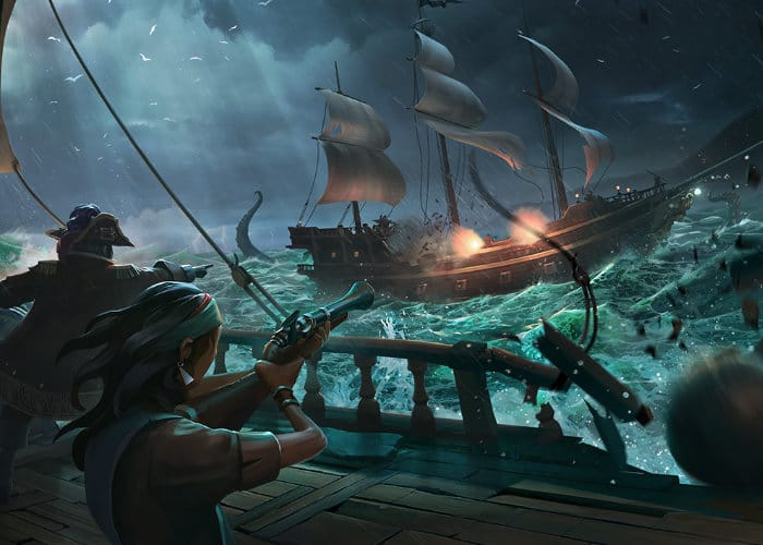 Sea of Thieves Shrouded Spoils