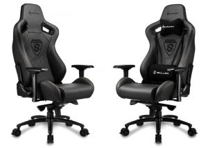 Sharkoon SGS5 real leather gaming chair