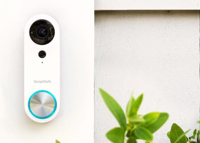 SimpliSafe smart doorbell