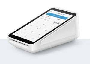 New Square Terminal all-in-one credit card payment system