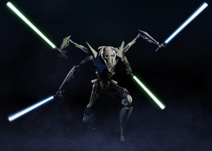 Star Wars Battlefront II General Grievous