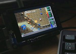 Superfast Raspberry Pi display driver offers 60fps