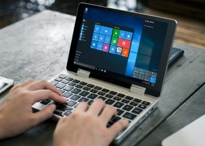 mini Windows 10 laptop