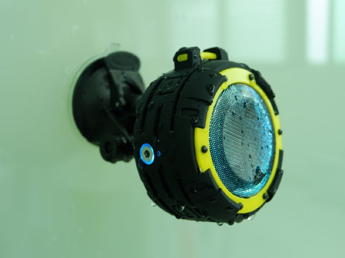 ToughSound Waterproof Bluetooth Speaker