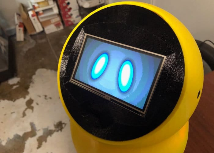 Twinky, the Arduino robot assistant