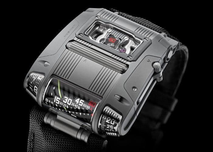 Urwerk UR-111C watch