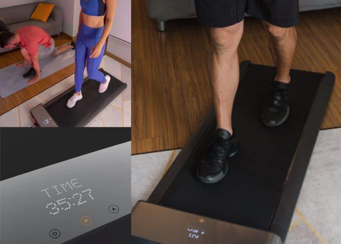 WalkingPad walking exercise machine