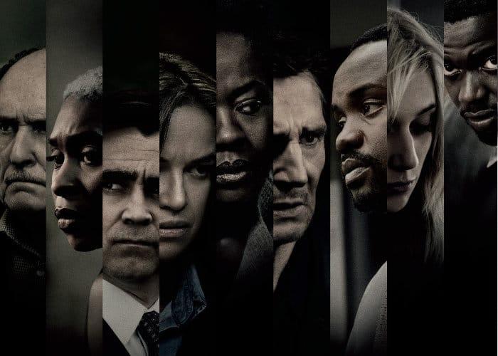 Widows movie 2018